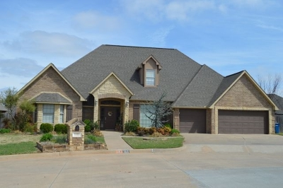 Stillwater Single Family Home For Sale: 1111 S Pecan Lake Court