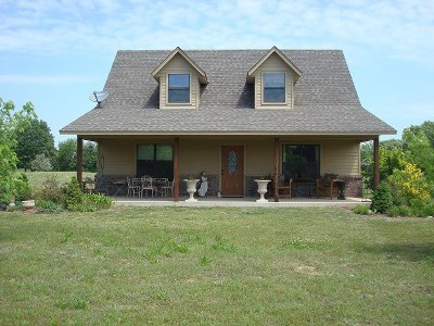 Perkins OK Single Family Home For Sale: $239,900