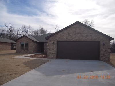 Perkins OK Single Family Home For Sale: $184,000