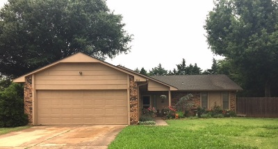 Stillwater Single Family Home For Sale: 3314 W 29th Court