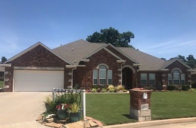 Perkins Single Family Home For Sale: 101 Fairway Court