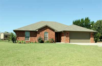 Perkins OK Single Family Home For Sale: $195,900