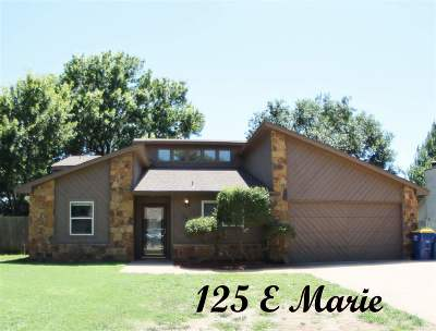 Stillwater Single Family Home For Sale: 125 E Marie Drive