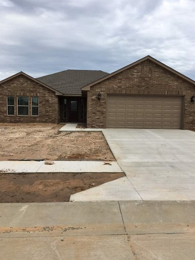 Perkins OK Single Family Home For Sale: $176,600