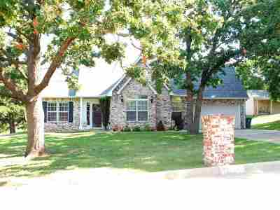 Stillwater Single Family Home For Sale: 6318 Mesa Circle