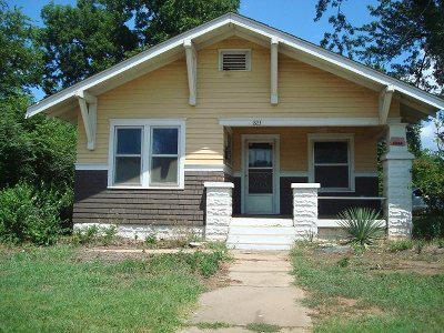 Stillwater Single Family Home For Sale: 1323 S Perkins Road