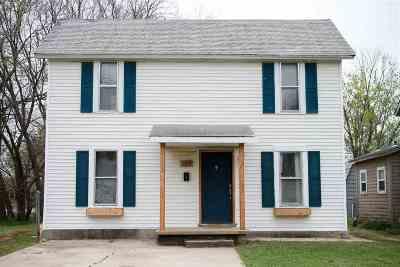 Stillwater Single Family Home For Sale: 1309 S Chester Street