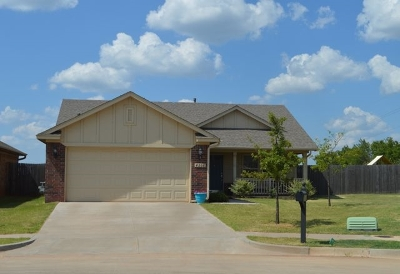 Stillwater Single Family Home For Sale: 4206 W Aggie Drive