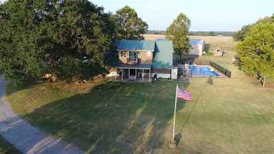 Perkins OK Single Family Home For Sale: $279,500