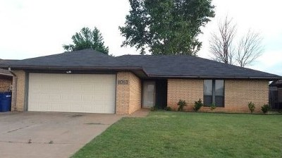 Stillwater Single Family Home For Sale: 1013 E Dell