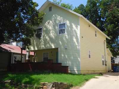 Stillwater Multi Family Home For Sale: 126 N Husband St.
