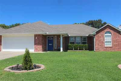 Perkins OK Single Family Home For Sale: $145,000