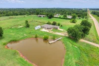 Carney Single Family Home For Sale: 902 E Hanmer Drive