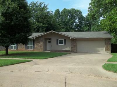 Stillwater Single Family Home For Sale: 8 N Canyon Rim Drive
