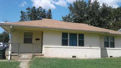 Cushing Single Family Home For Sale: 1102 E 6th