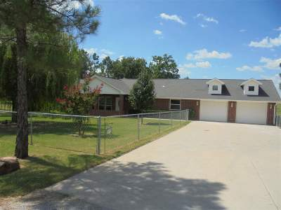 Perkins OK Single Family Home For Sale: $230,000