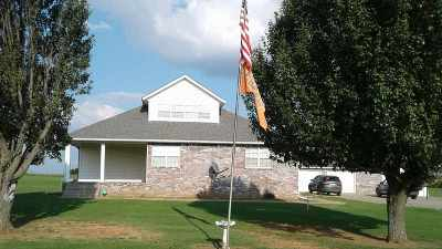 Lincoln County Single Family Home For Sale: 750764 S 3500 Road