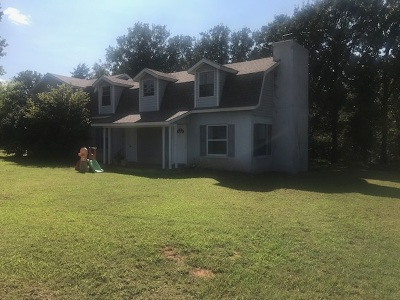 Carney Single Family Home For Sale: 800481 S 3380 Road