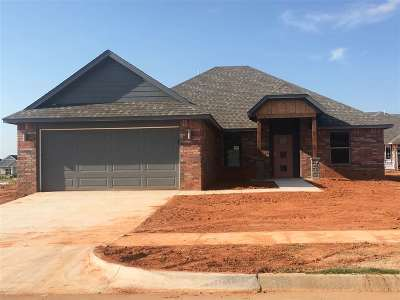 Edmond Single Family Home For Sale: 609 NW 179th Street