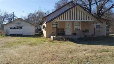 Ripley Single Family Home For Sale: 209 N Asp Ave