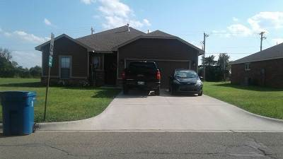 Cushing Single Family Home For Sale: 1605 Timberridge Drive