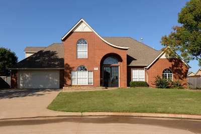 Stillwater Single Family Home For Sale: 1016 S Pecan Lake Court