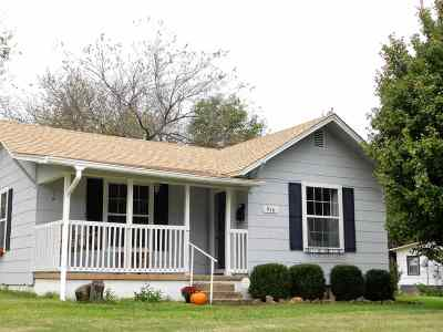 Stillwater Single Family Home For Sale: 916 S Adams
