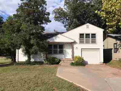 Stillwater Single Family Home For Sale: 1024 S Stanley Street