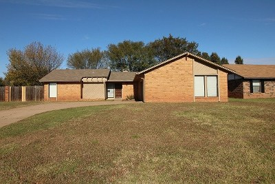 Stillwater Single Family Home For Sale: 1610 S Berkshire Drive