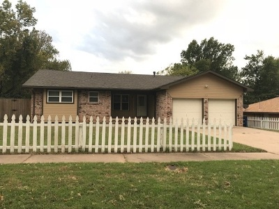 Stillwater Single Family Home For Sale: 1523 E Will Rogers Drive