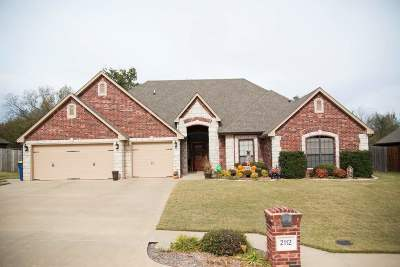 Stillwater Single Family Home For Sale: 2112 E Will Rogers Drive