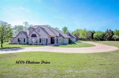 Stillwater Single Family Home For Sale: 6006 Chateau Drive