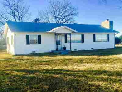 Stillwater Single Family Home For Sale: 6200 S Western