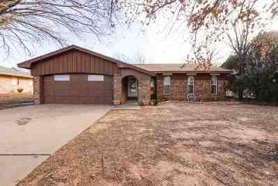 Stillwater Single Family Home For Sale: 901 N Dryden Street