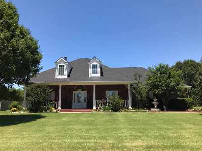 Cushing Single Family Home For Sale: 1704 E Timber Ridge Trail