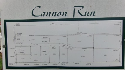 Cushing Residential Lots & Land For Sale: 3721 E Cannon Run