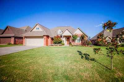 Stillwater Single Family Home For Sale: 3619 S Fountain View Drive