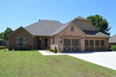 Stillwater Single Family Home For Sale: 906 S West Oaks