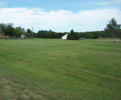 Cushing Residential Lots & Land For Sale: Timberridge Drive