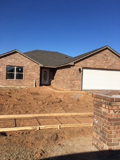 Perkins OK Single Family Home For Sale: $177,500