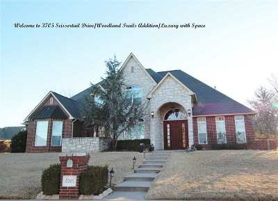 Stillwater Single Family Home For Sale: 3705 S Scissortail Drive