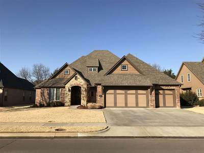 Stillwater Single Family Home For Sale: 3214 W Old Forest Avenue