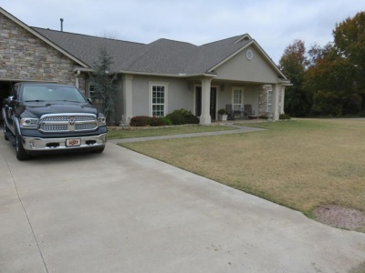 Cushing Single Family Home For Sale: 823 S Briarwood Lane