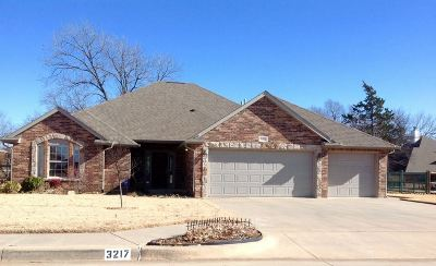 Stillwater Single Family Home For Sale: 3217 S Saddle Rock
