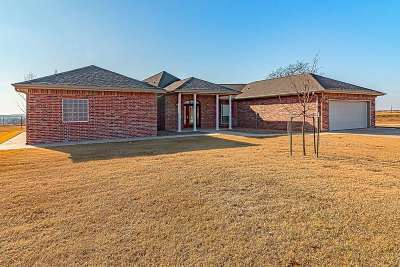 Carney Single Family Home For Sale: 337186 E 810 Road