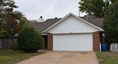 Stillwater Single Family Home For Sale: 920 N Dryden Circle