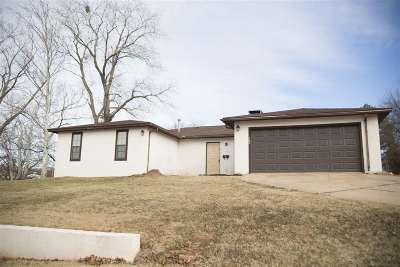 Stillwater Single Family Home For Sale: 703 N Stallard