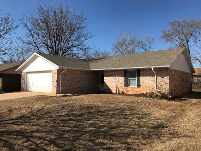 Stillwater Single Family Home For Sale: 924 E Moore Ave