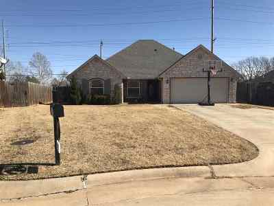 Stillwater Single Family Home For Sale: 307 Kody Court