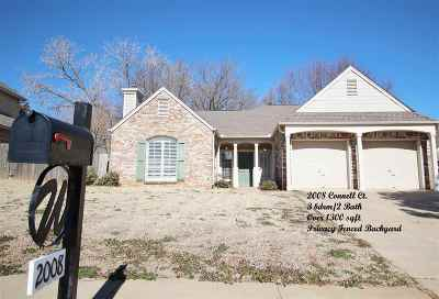 Stillwater Single Family Home For Sale: 2008 E Connell Court